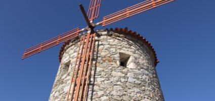 """""""Wenn der Wind des Wandels weht, bauen einige Schutzmauern und andere Windmühlen."""""""